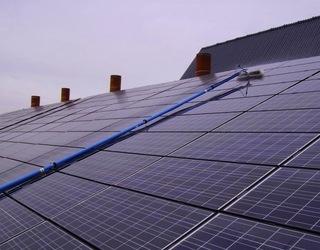 VS Caro Clean SPRL -  Nettoyage de panneaux solaires